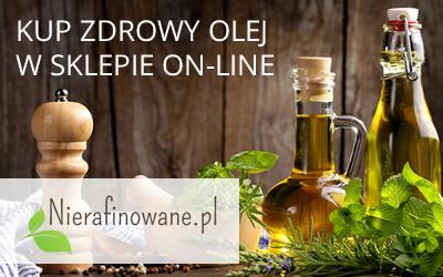 Oleje nierafinowane sklep